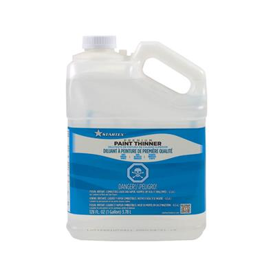 Paint Thinner, Solvents & Cleaners