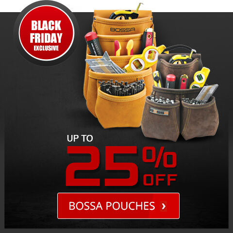 Black Friday Deals - Bossa Pouches