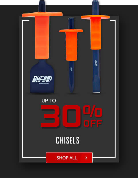 Black Friday Deals - Chisels
