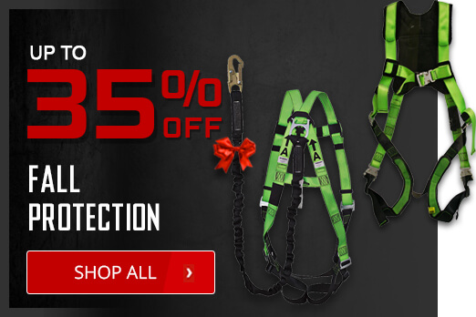 Black Friday Deals - Fall Protection