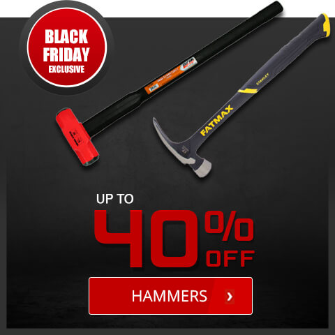 Black Friday Deals - Hammers