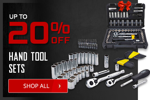 Black Friday Deals - Hand Tool Sets