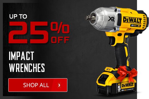 Black Friday Deals - Impact Wrenches