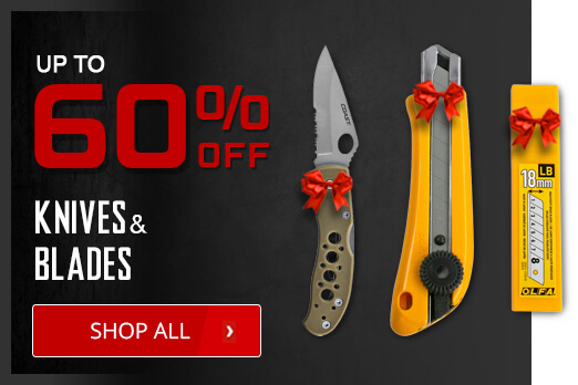 Black Friday Deals - Knives and Blades