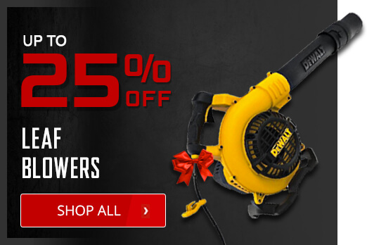 Black Friday Deals - Leaf Blowers