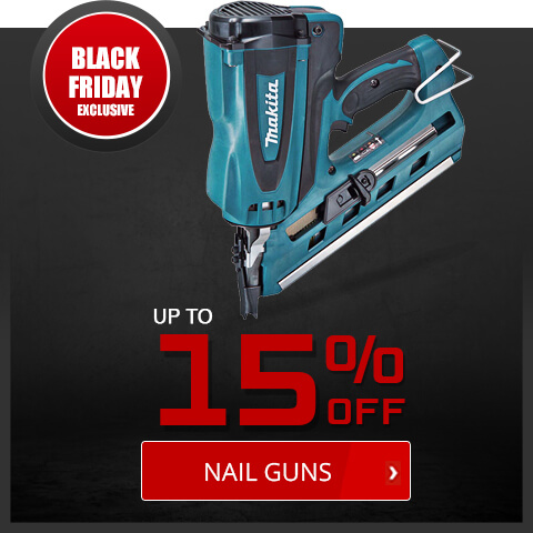 Black Friday Deals - Nail Guns