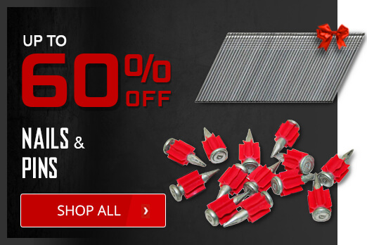 Black Friday Deals - Nails and Pins
