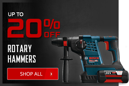 Black Friday Deals - Rotary Hammers