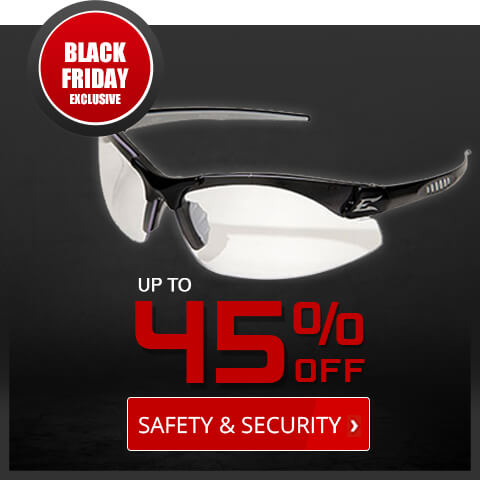 Black Friday Deals - Safety and Security