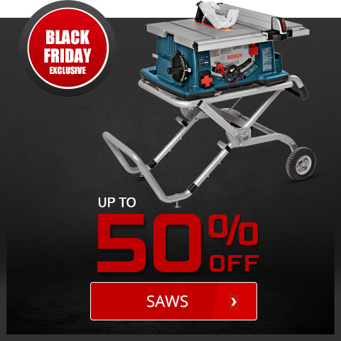 Black Friday Deals - Saws