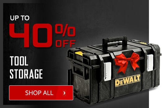 Black Friday Deals - Tool Storage