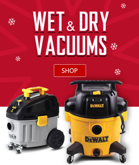 Shop Wet and Dry Vacuums