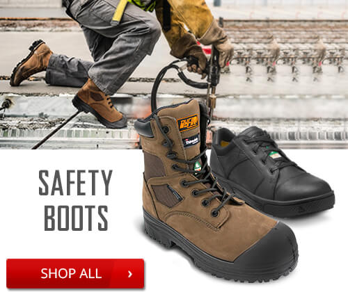 Shop Safety Boots