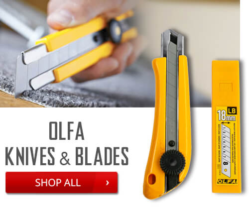 Shop Olfa Knives and Blades