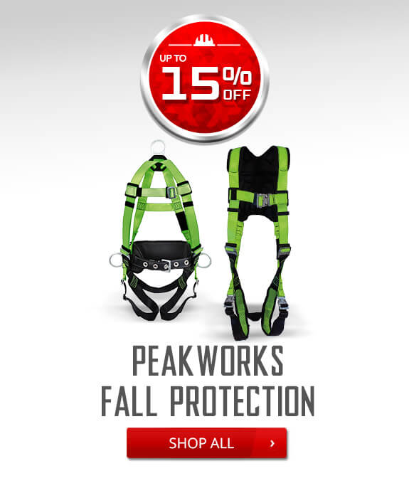 Shop Peakworks Fall Protection