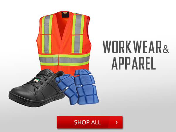 Shop Workwear and Apparel