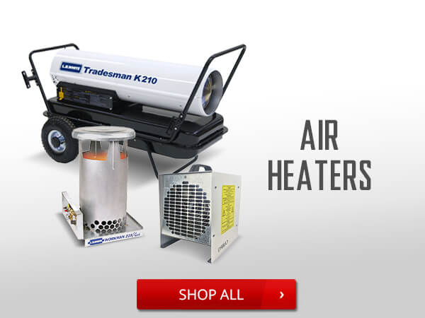 Shop Air Heaters