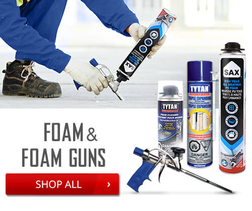 Shop Foam and Foam Guns