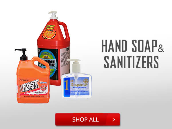 Shop Hand Soap and Sanitizers