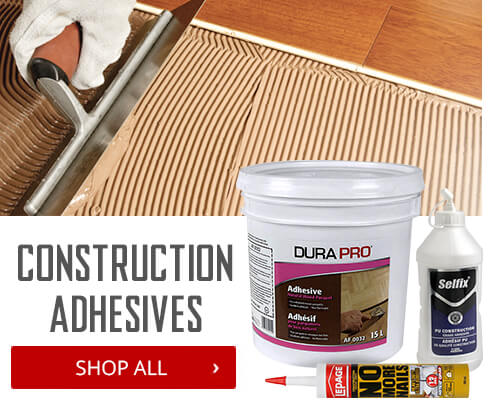 Shop Construction Adhesives