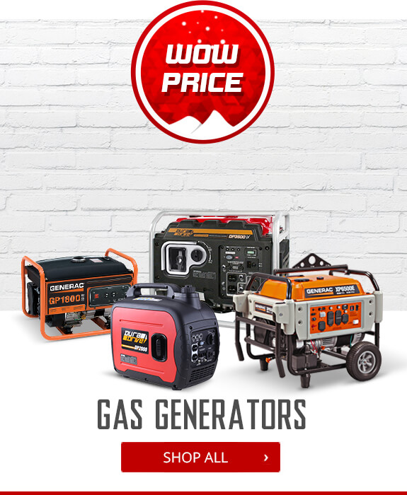 Shop Gas Generators