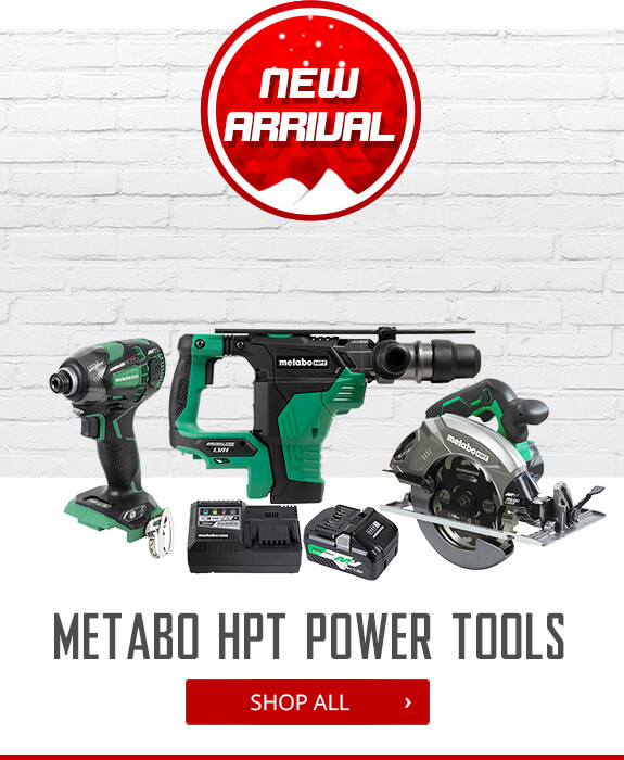 Shop Metabo HPT Power Tools and Accessories