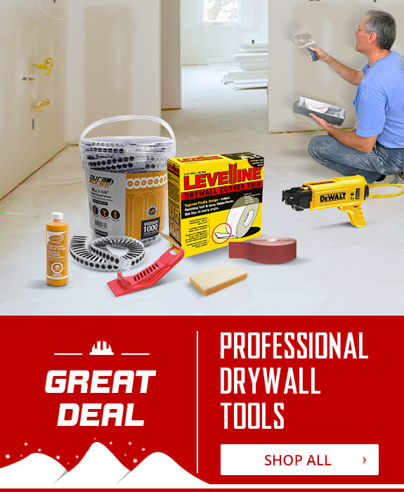 Shop All Professional Drywall Tools