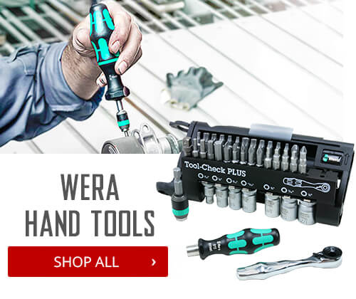 Shop All Wera Hand Tools