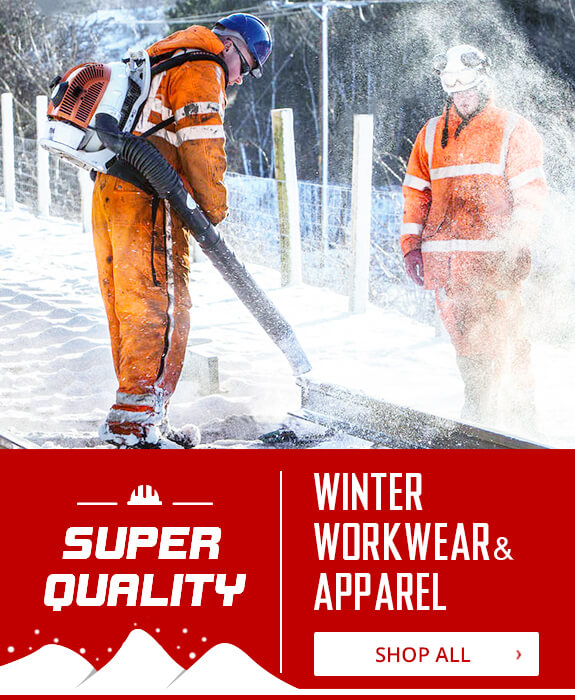 Shop Winter Workwears & Apparel