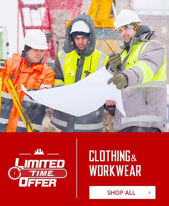 Shop Winter Clothing & Workwear