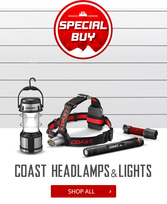 Shop Coast Headlamps & Lights