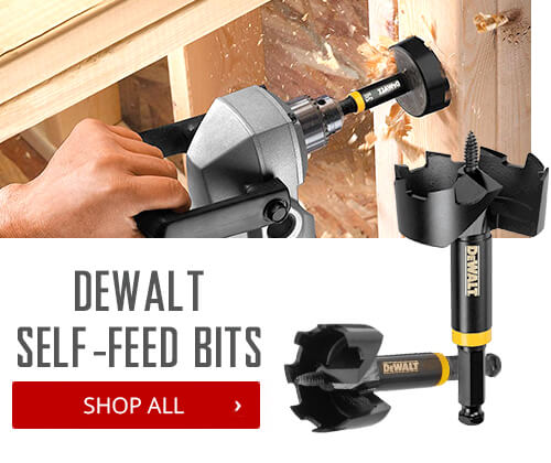 Shop Dewalt Self-Feed Bits