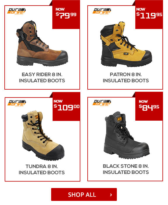 Shop DuraDrive Safety Work Boots