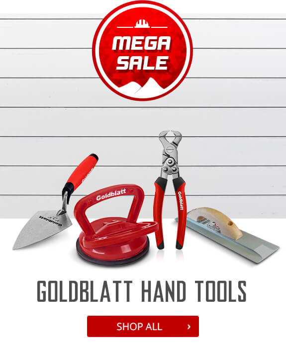 Shop Goldblatt Hand Tools