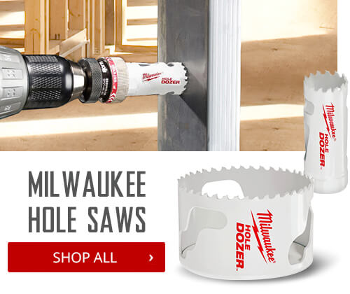 Shop Milwaukee Hole Saws