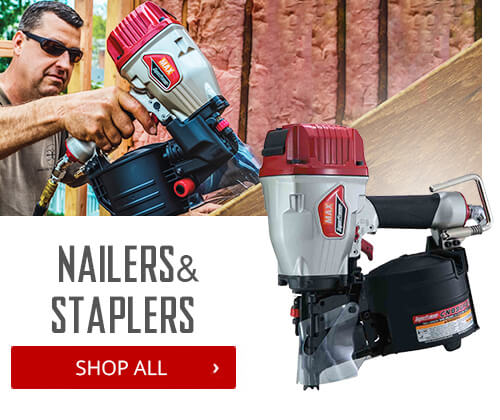 Shop Nailers and Staplers