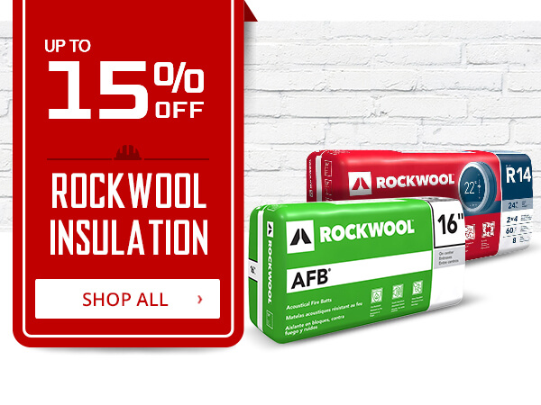 Shop Rockwool Insulation