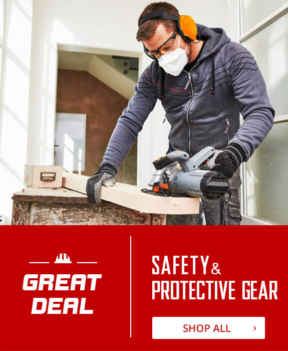 Shop Safety & Protective Gear
