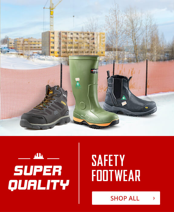 Shop Safety Footwear