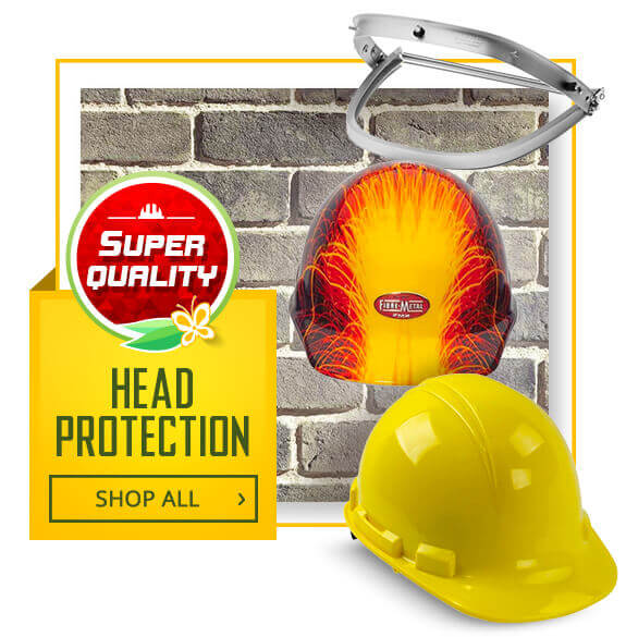 Shop Head Protection
