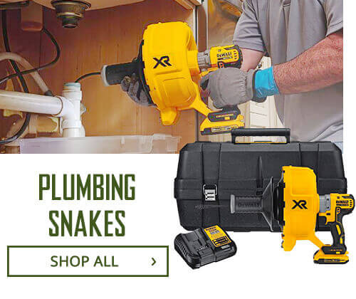 Shop all Plumbing Snakes