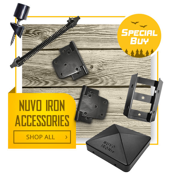 Shop Nuvo Iron Accessories