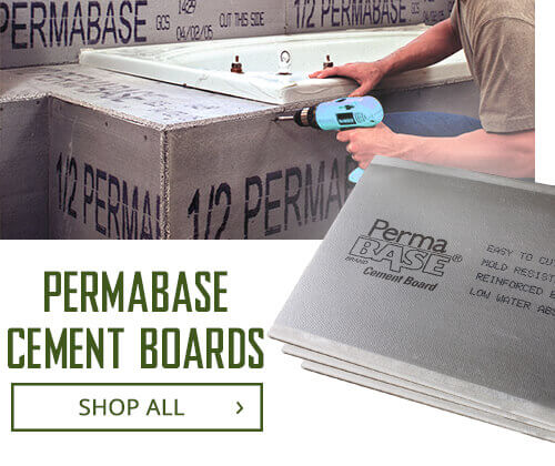 Shop Permabase Cement Boards