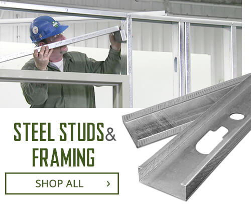 Shop Steel Studs and Framing
