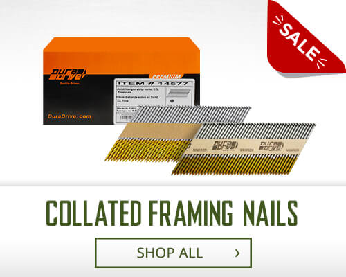 Shop Collated Framing Nails