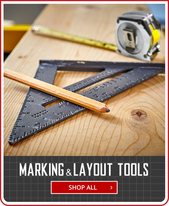 Shop marking and layout tools