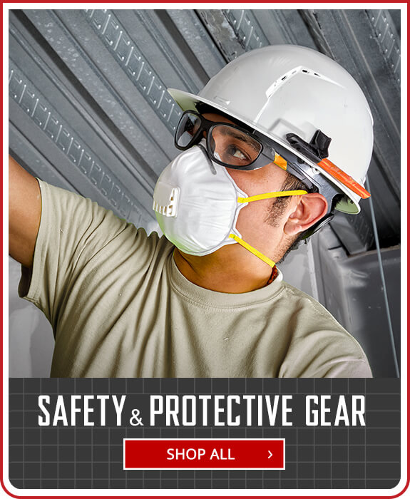 Shop Safety and Protective Gear