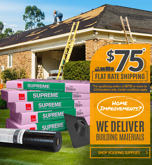 Shop all Roofing Supplies