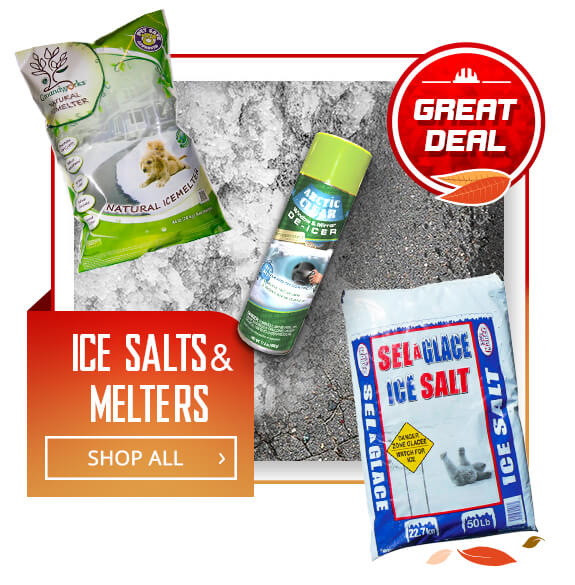 Shop Ice Salts & Melters