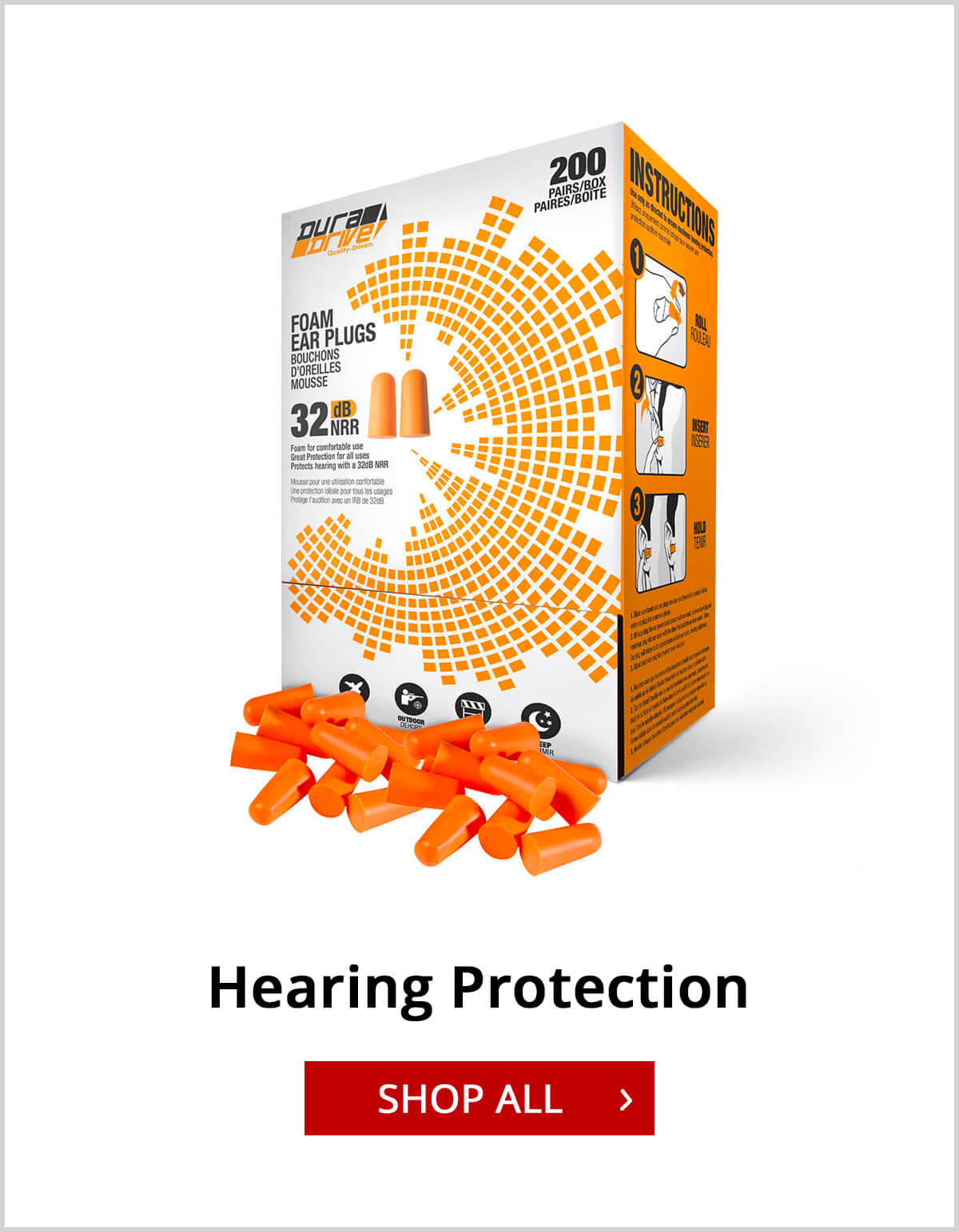 Shop Hearing Protection